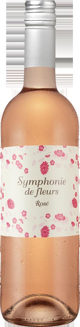 Roséwein Symphonie de Fleurs Rosé Südfrankreich 6,92? pro l