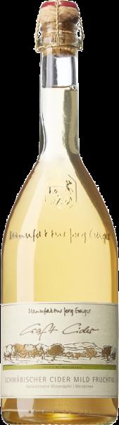 Manufaktur Jörg Geiger Schwäbischer Cider mild