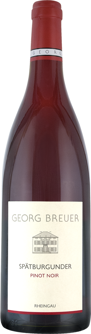Rotwein Georg Breuer Spätburgunder - Pinot Noir Rheingau 23,87€ pro l