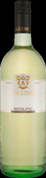 Carl Loewen Riesling feinherb 1,0l