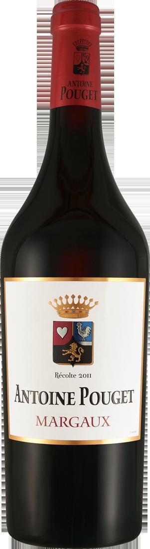 Rotwein Château Pouget Antoine Pouget Margaux AOC Bordeaux 46,67? pro l