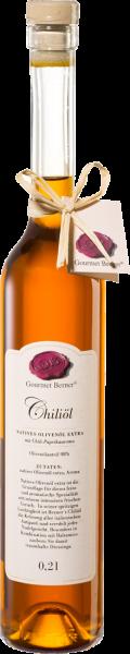 Gourmet Berner Chili-Öl 200ml