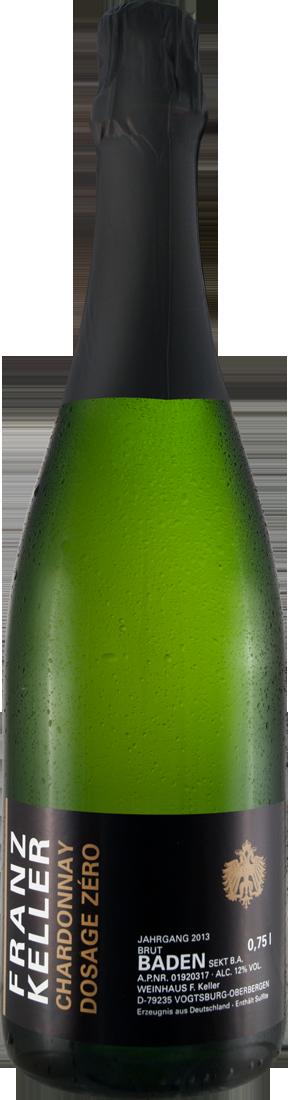 Weißwein Franz Keller Zero Dossage Chardonnay S...