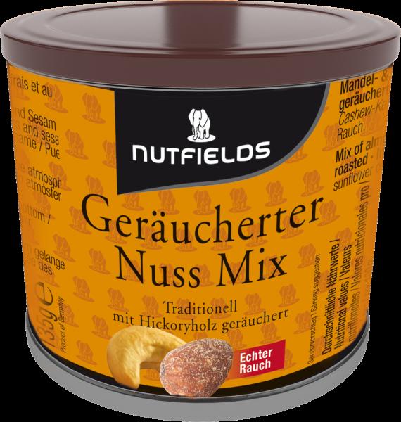 Nutfields Nuss Mix Hickory Smoked 135g