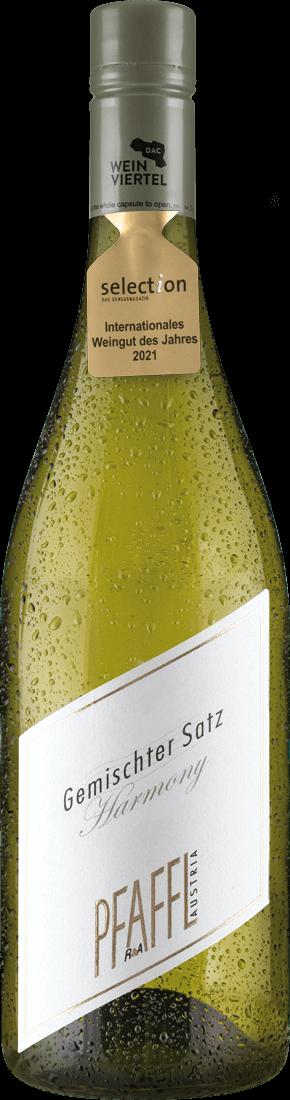 Weißwein Pfaffl Gemischter Satz HARMONY Niederösterreich 9,99? pro l