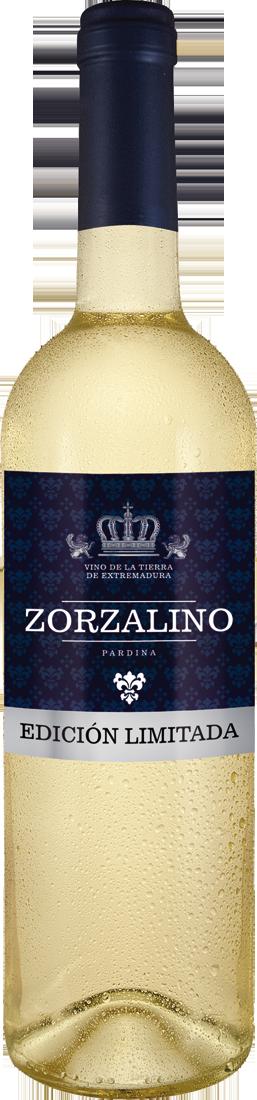 Weißwein Viñaoliva Pardina Zorzalino Bianco Edición Limitada Extremadura 6,25? pro l
