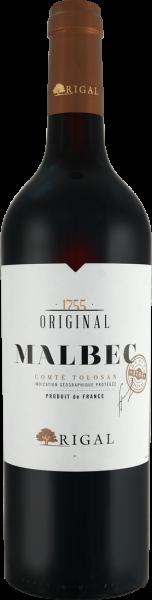 RIGAL L'Original Malbec Comté Tolosan IGP
