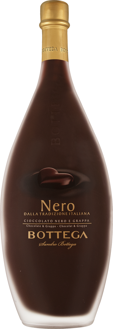 Distilleria Bottega Nero 15% vol. 0,5l Venetien 29,98€ pro l
