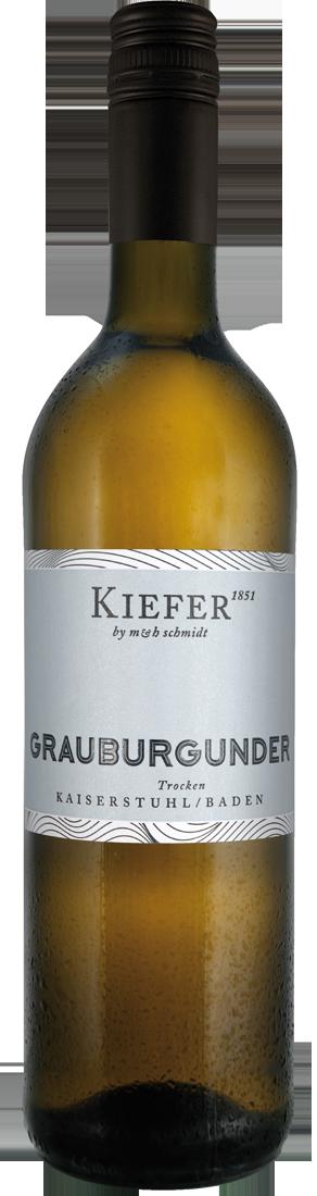 Weißwein Kiefer Grauburgunder QbA Baden 9,19€ p...