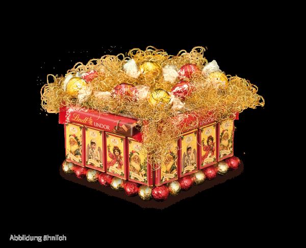 "Praliné-Torte ""Santa Claus"" GOLD"