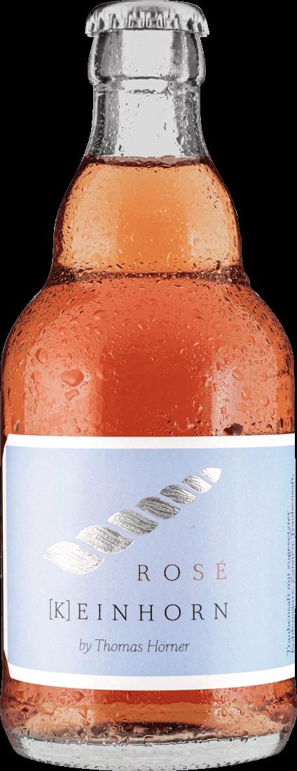 Hörner (K)einhorn Traubensecco alkoholfrei 0,33l Pfalz 10,61€ pro l
