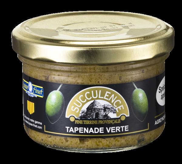 Succulence Tapenade / Olivenpaste grün 90 g