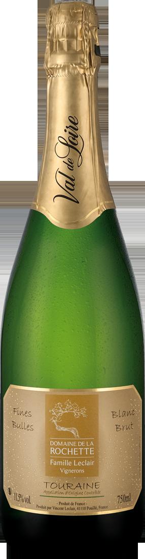 Weißwein Domaine de la Rochette Fines Bulles Bl...