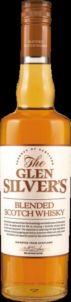 Glen Silver's Blended Scotch Whisky 0,7l