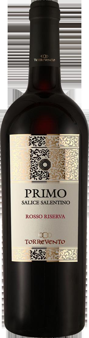Foto 3 Rotwein Torrevento Salice Salentino Rosso Riserva PRIMO DOC Apulien 13,32€ pro l