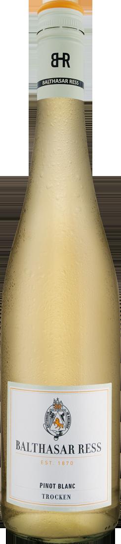 Weißwein Balthasar Ress Landwein Rheingau Pinot Blanc VDP.Gutswein Rheingau 9,47€ pro l