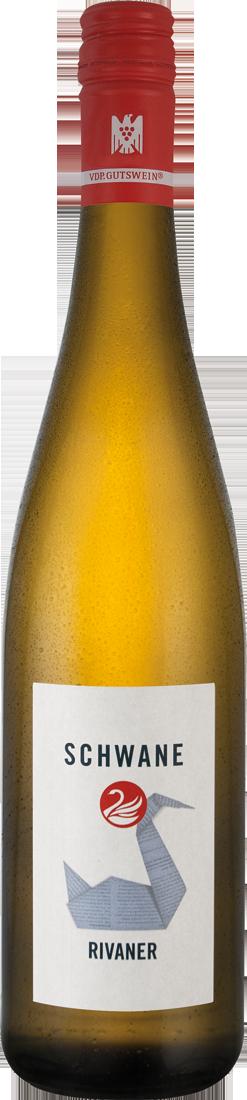 Weißwein Zur Schwane Rivaner trocken VDP Gutswein Franken 10,00€ pro l