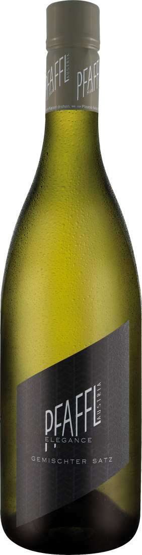Weißwein Pfaffl Gemischter Satz Elegance Niederösterreich 13,20? pro l