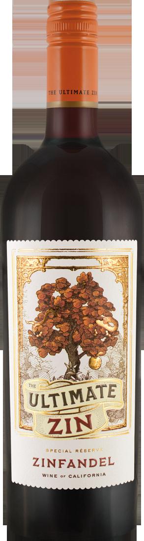 Rotwein House of Big Wines The Ultimate Zin Old Vine Reserve Zinfandel California Kalifornien 10,53? pro l