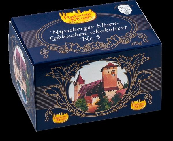 Haeberlein-Metzger Elisen schokoliert 175 g
