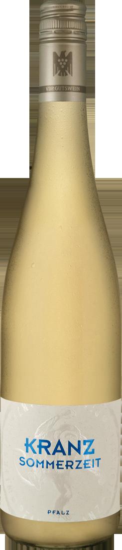 Weißwein Kranz Sommerzeit VDP.Gutswein Pfalz 10...
