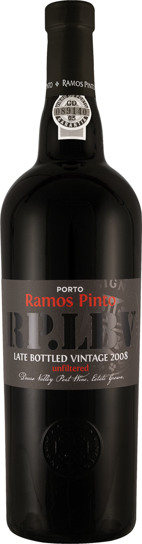 Rotwein Ramos Pinto Late Bottled Vintage - unfiltered Douro 25,32€ pro l Sale Angebote Werben
