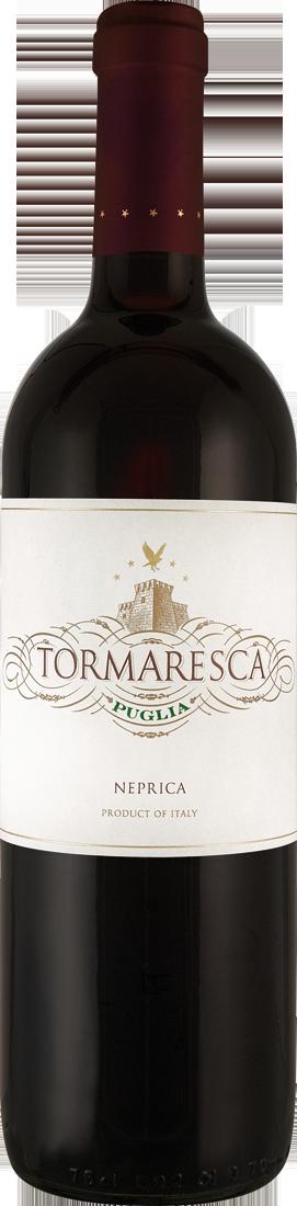 Rotwein Tormaresca Neprica IGT Apulien 9,72€ pro l