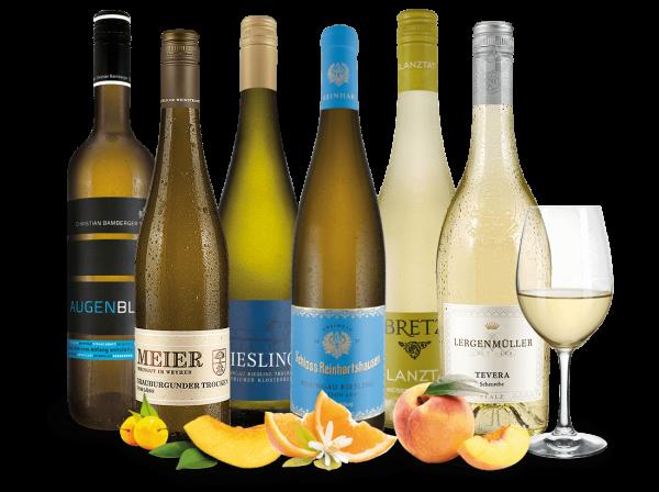 Erlesene deutsche Weißwein-Schätze