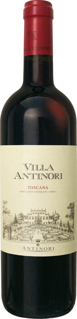 Rotwein Villa Antinori Rosso Toscana IGT Toskan...
