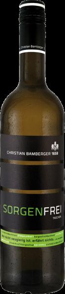 Christian Bamberger Weißwein 'Sorgenfrei' Riesling & Weißburgunder