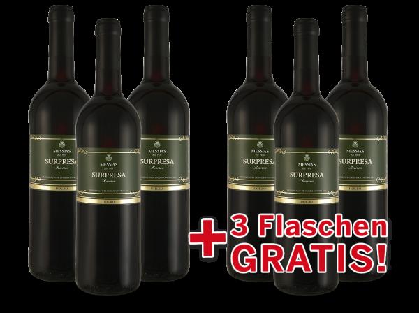 Vorteilspaket 6 für 3 Messias Surpresa Reserva Douro
