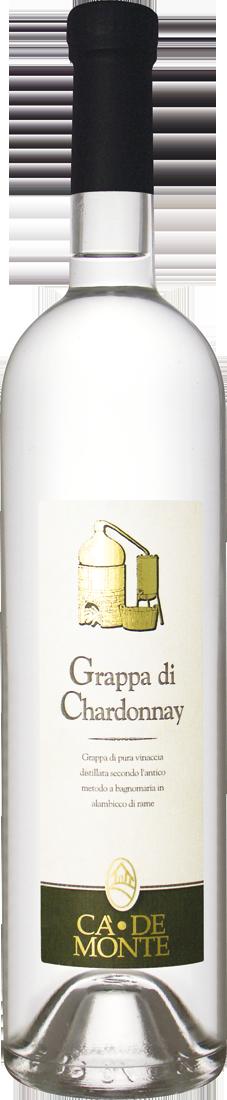 CA Monte Grappa di Chardonnay 40% vol. Piemont 40,70€ pro l