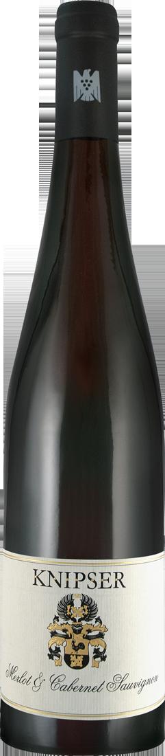 Rotwein Knipser Merlot und Cabernet Sauvignon P...