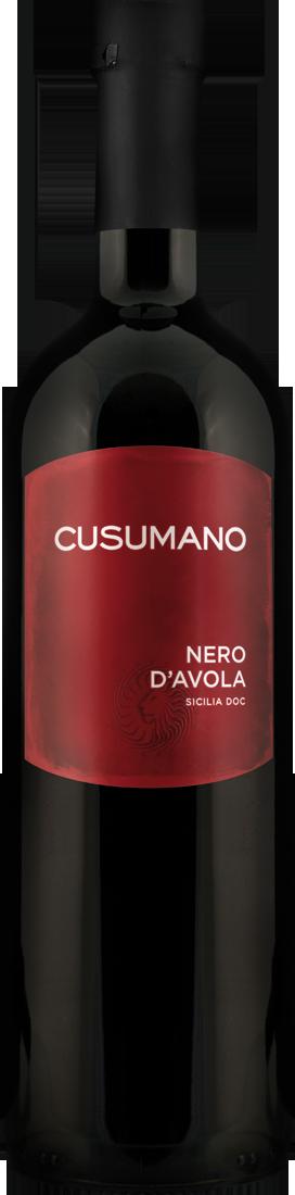 Rotwein Cusumano Nero dAvola Sizilien 10,53? pro l