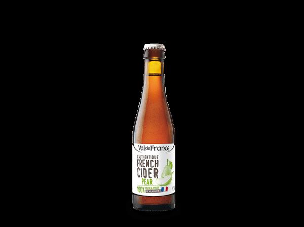 Les Celliers Associés L'Authentique French Cider Pear - Birne 0,33l