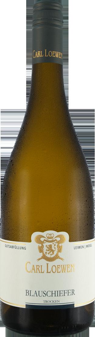 Weißwein Carl Loewen Riesling Blauschiefer trocken QbA Mosel 10,39€ pro l
