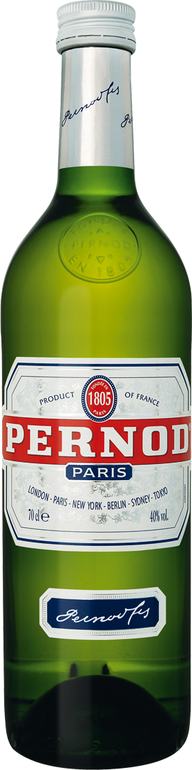 Pernod Ricard Pernod 40% vol. 1l19,90? pro l