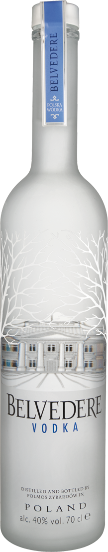 Belvedere Vodka 40% vol. 0,7l42,70€ pro l