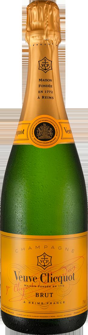 Weißwein Veuve Cliquot Champagner Brut 3,0l Jeroboam Champagne 99,67? pro l