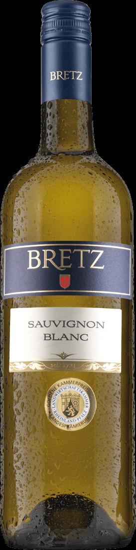Weißwein Ernst Bretz Sauvignon Blanc QbA Rheinhessen 11,99? pro l