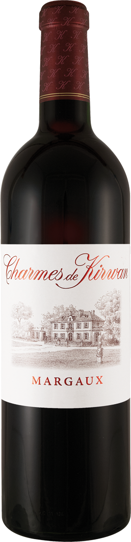 Rotwein Charmes de Kirwan Margaux AOC von Châte...