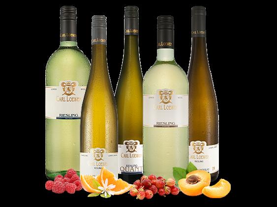 Kennenlernpaket Weingut Carl Loewen von der Mosel