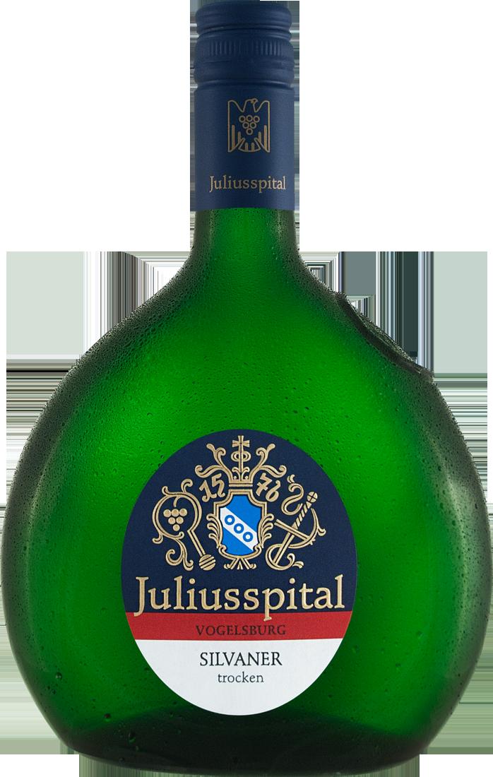 Weißwein Juliusspital Silvaner Vogelsburg VDP.Ortswein Franken 13,20? pro l