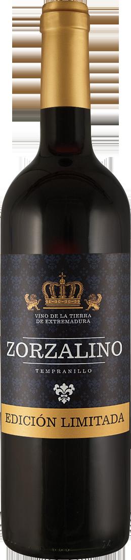 Rotwein Viñaoliva Tempranillo Zorzalino Edición Limitada Extremadura 7,05€ pro l
