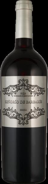 Bodegas Altanza Rioja Reserva Señorío de Barbarés D.O.C.