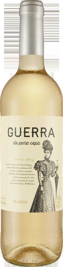 Weißwein Vinos del Bierzo Guerra de pura cepa Blanco D.O. Bierzo 7,32? pro l