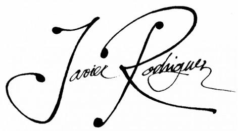 Rodriguez-Unterschrift