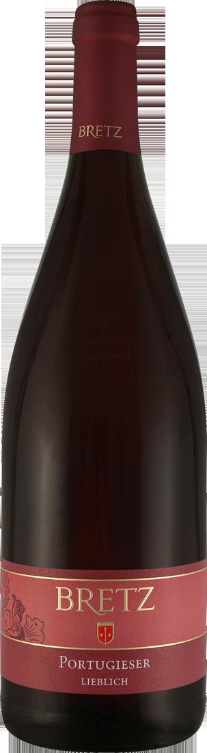 Rotwein Ernst Bretz Portugieser Rotwein mild 1,0l Rheinhessen 6,39? pro l