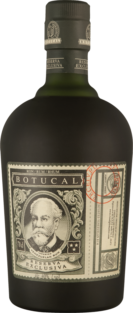 Botucal Reserva Exclusiva Rum 40% vol.42,70€ pro l