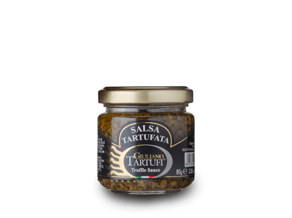 Guiliano Tartufi Salsa Tartufata Trüffelsauce 80 g